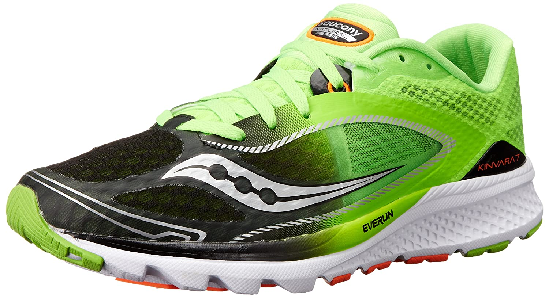 Saucony Men's Kinvara 7 Running Shoe B00YBFJR5Y 11.5 D(M) US|Slime/Black