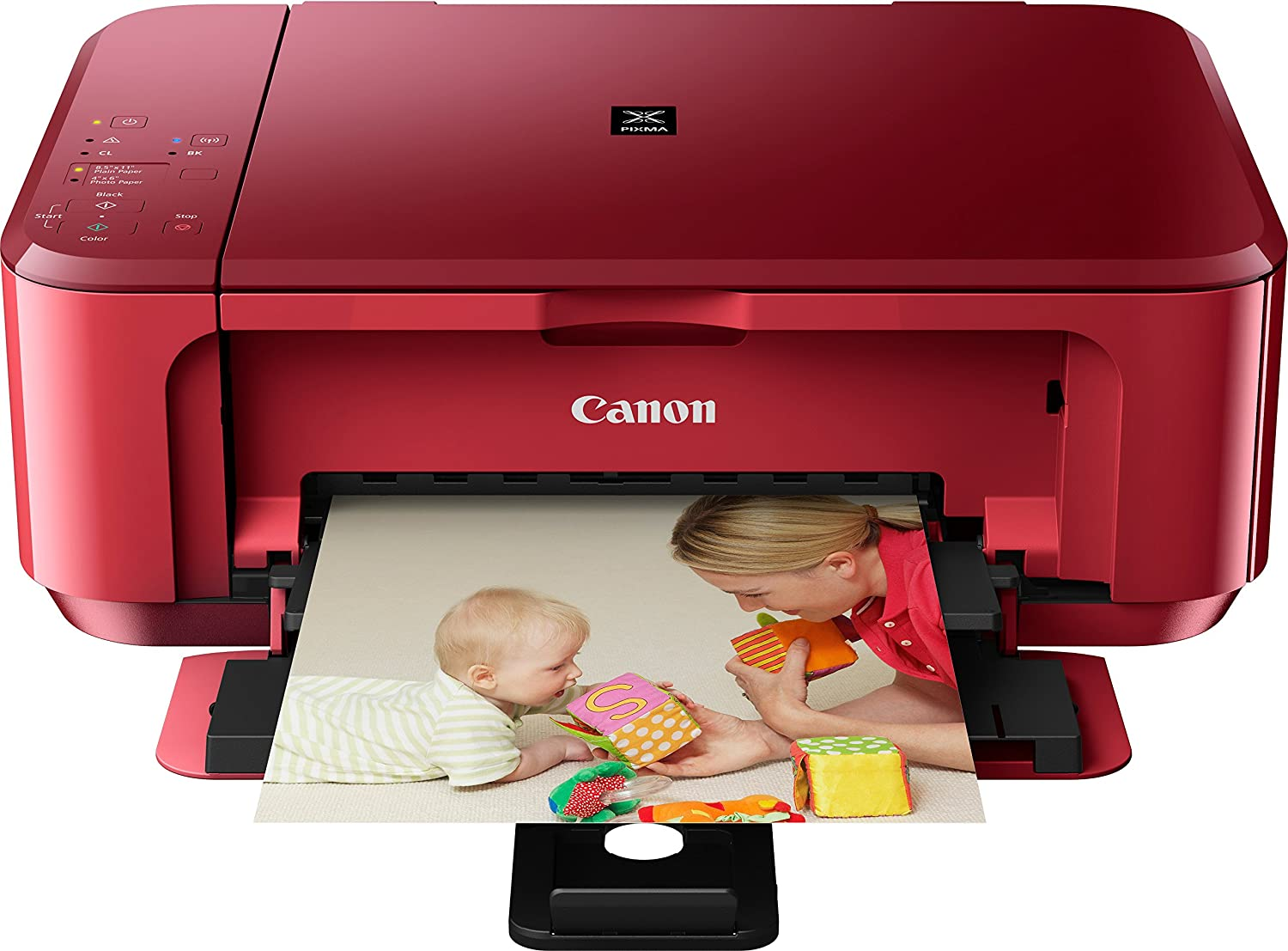 Color printouts in hyderabad - Amazon In Buy Canon Pixma Mg3670 All In One Inkjet Printer Red Online At Low Prices In India Canon Reviews Ratings