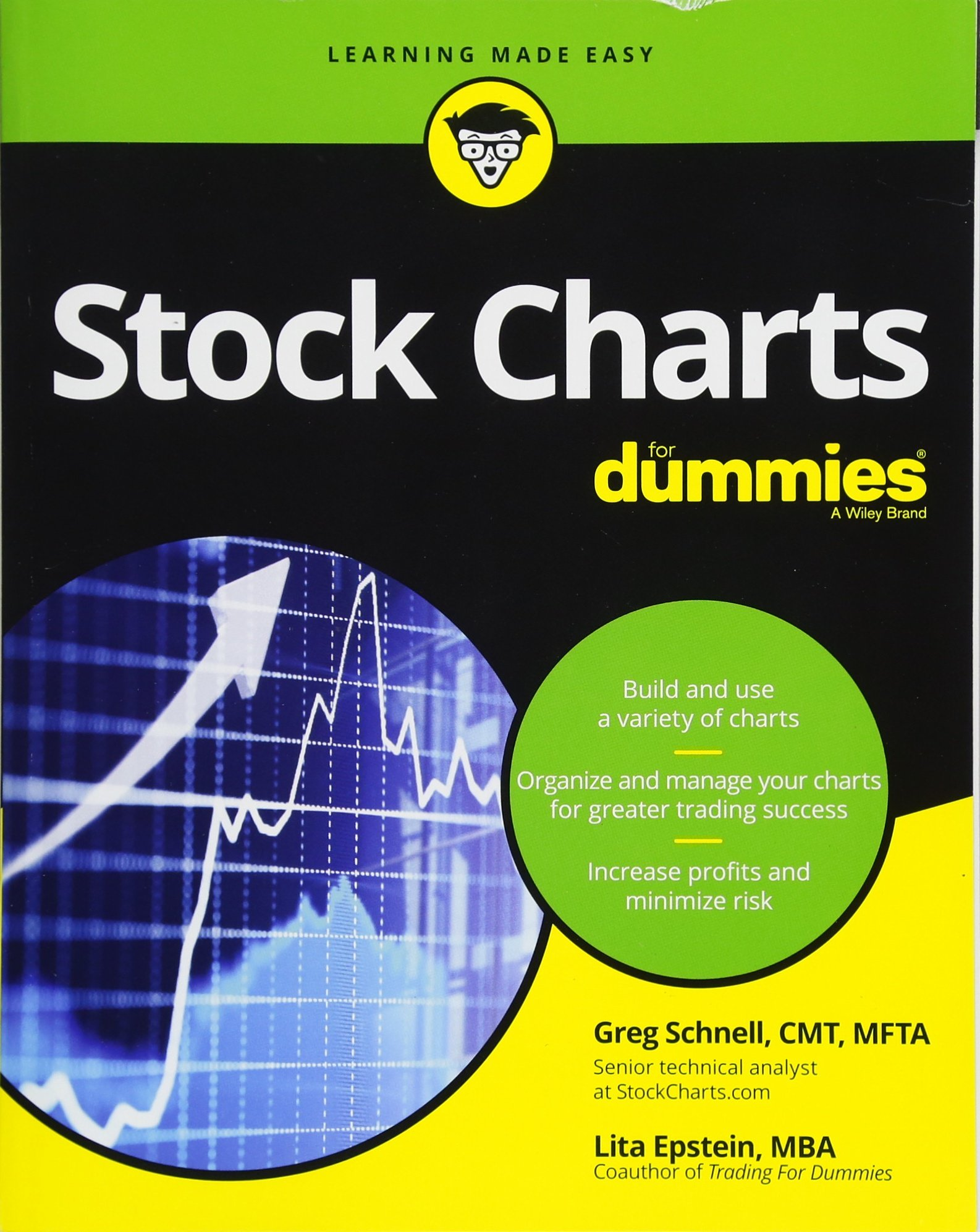 Stock Charts For Dummies (For Dummies (Business & Personal Finance)) by For Dummies