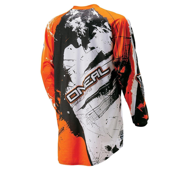 ONeal 0024S-40 Element MX Jersey Shocker Noir//Orange