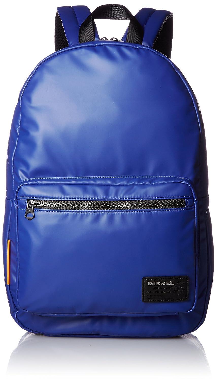 (ディーゼル) DIESEL メンズ バッグ リュック バックパック X04812P1157 UNI (Free) ブルー B072DWMYMN