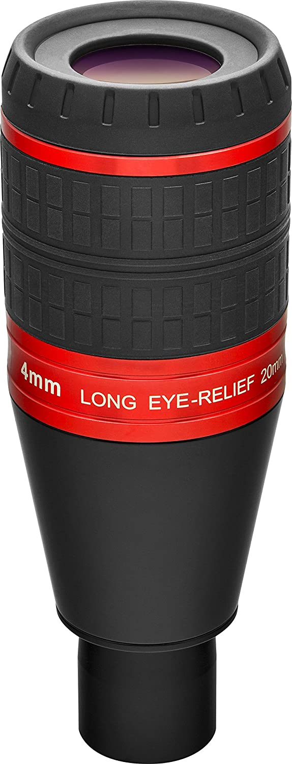 4 mm Orion LHD 80-degree Lanthanum ultra-wide Eyepiece   B071D57JGM
