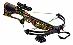 Barnett Quad 400 Crossbow Package Review