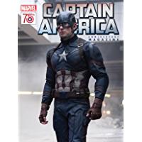 Captain America 75th Anniversary Magazine #1 (English Edition)