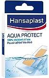 Hansaplast Set de 20 Pansements Aqua Protect Transparents 2 Tailles