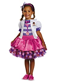 Disney Doc McStuffins Tutu Deluxe Toddler Girls' Costume