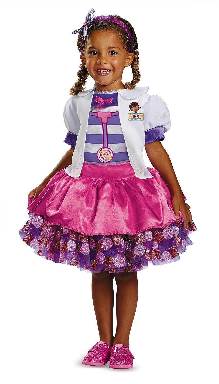 Amazon.com Disney Doc Mcstuffins Tutu Deluxe Toddler Costume Large/4-6x Toys u0026 Games  sc 1 st  Amazon.com & Amazon.com: Disney Doc Mcstuffins Tutu Deluxe Toddler Costume Large ...