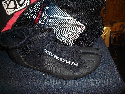 390d50d2ab7 Amazon.com : Ocean Earth Java Split Toe Booties : Surfing Booties ...