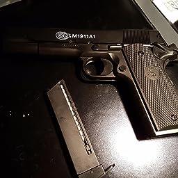 Nfl Airsoft Pistola Colt 1911 a1 h.p.a. (Joule <0,5) con un ...