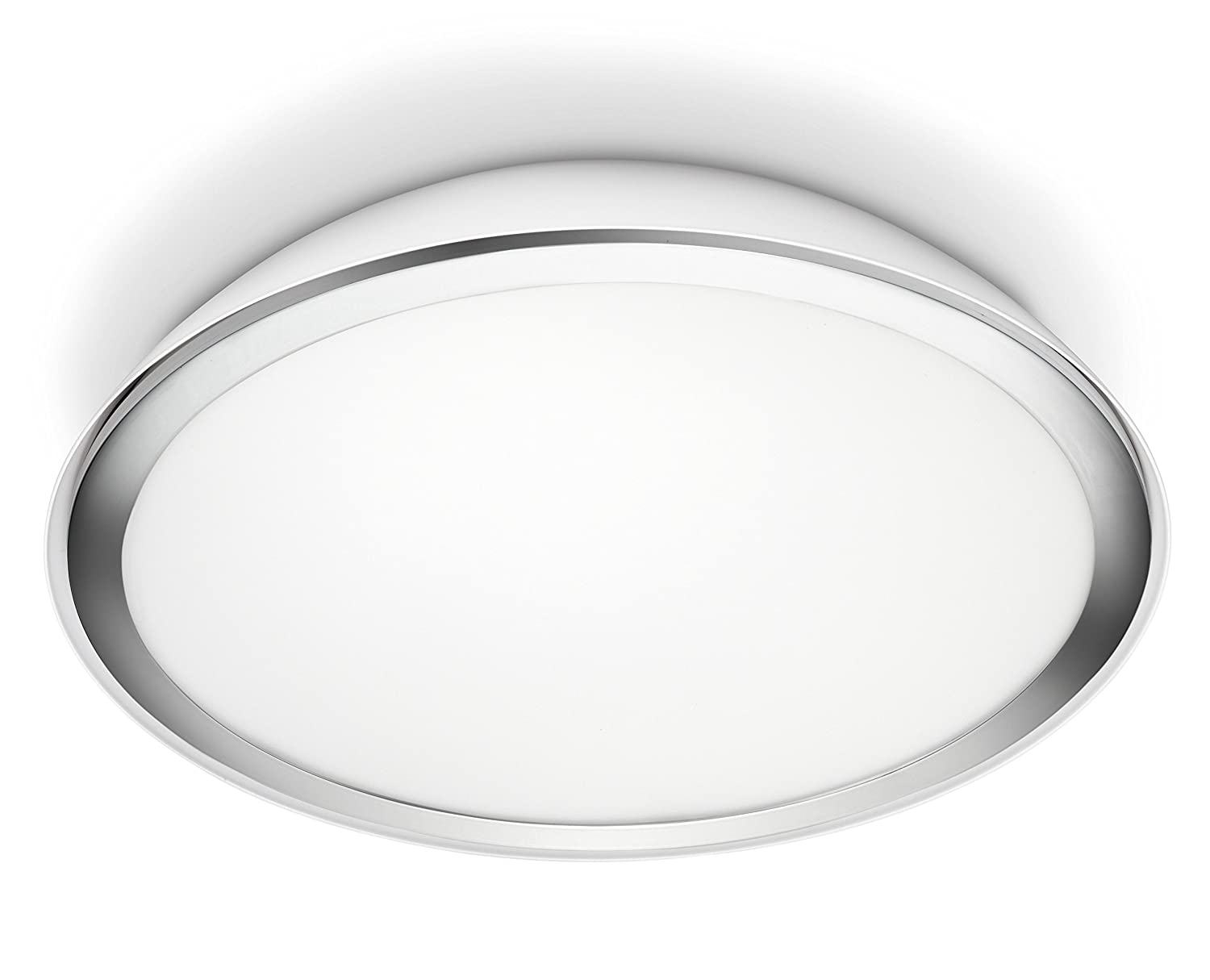 Philips cool ceiling lamp led white 3 x 4 w amazon lighting aloadofball Gallery