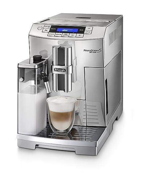 DELONGHI Primadonna S Independiente Máquina Espresso 1,8 L ...