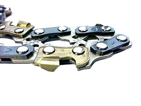 """Sägekette passend für Stihl 044 MS 440 37 cm 3//8/"""" 56 TG 1,6 mm Vollmeißel chain"""