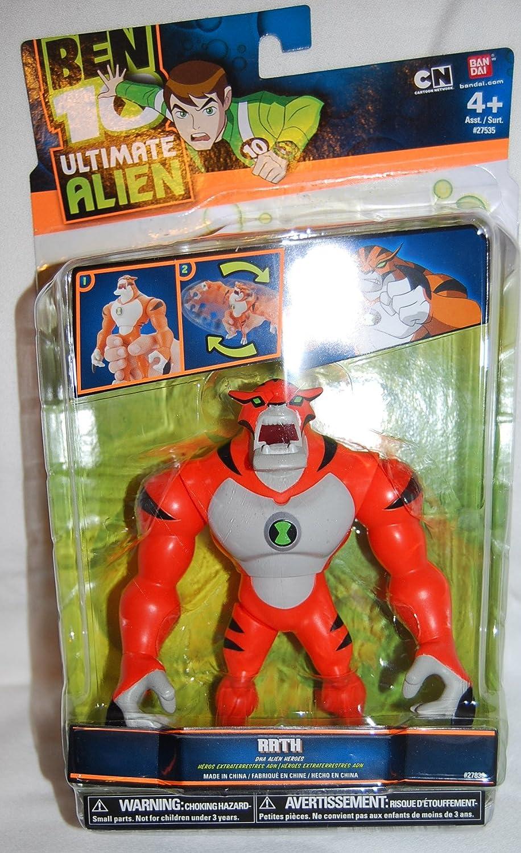 Ben 10 Ultimate Rath 6 DNA Alien Hero Bandai America Incorporated 27836 6C7B6A93