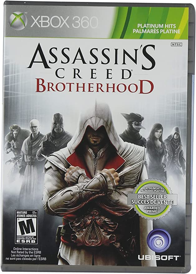 Ubisoft Assassins Creed: Brotherhood, Xbox 360 Xbox 360 Inglés ...