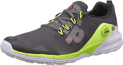 Reebok Chaussures Running Zpump Fusion 2.0 JR Gris