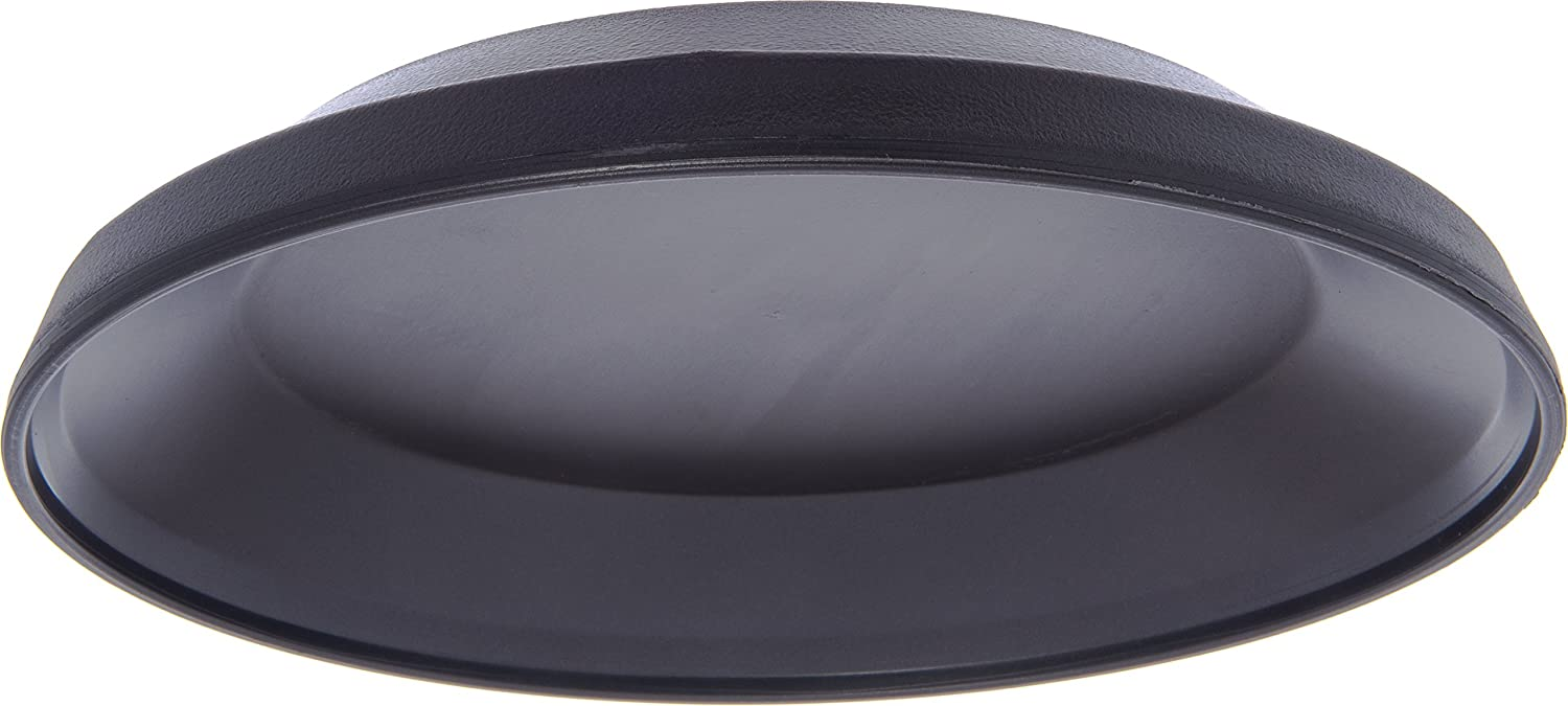 Pack of 12 1.88 Height 9.50 Width Case of 12 Urethane Foam, Graphite Grey Dinex DX107744 Insulated Meal Delivery Base 9.50 Length 9.5 Diameter