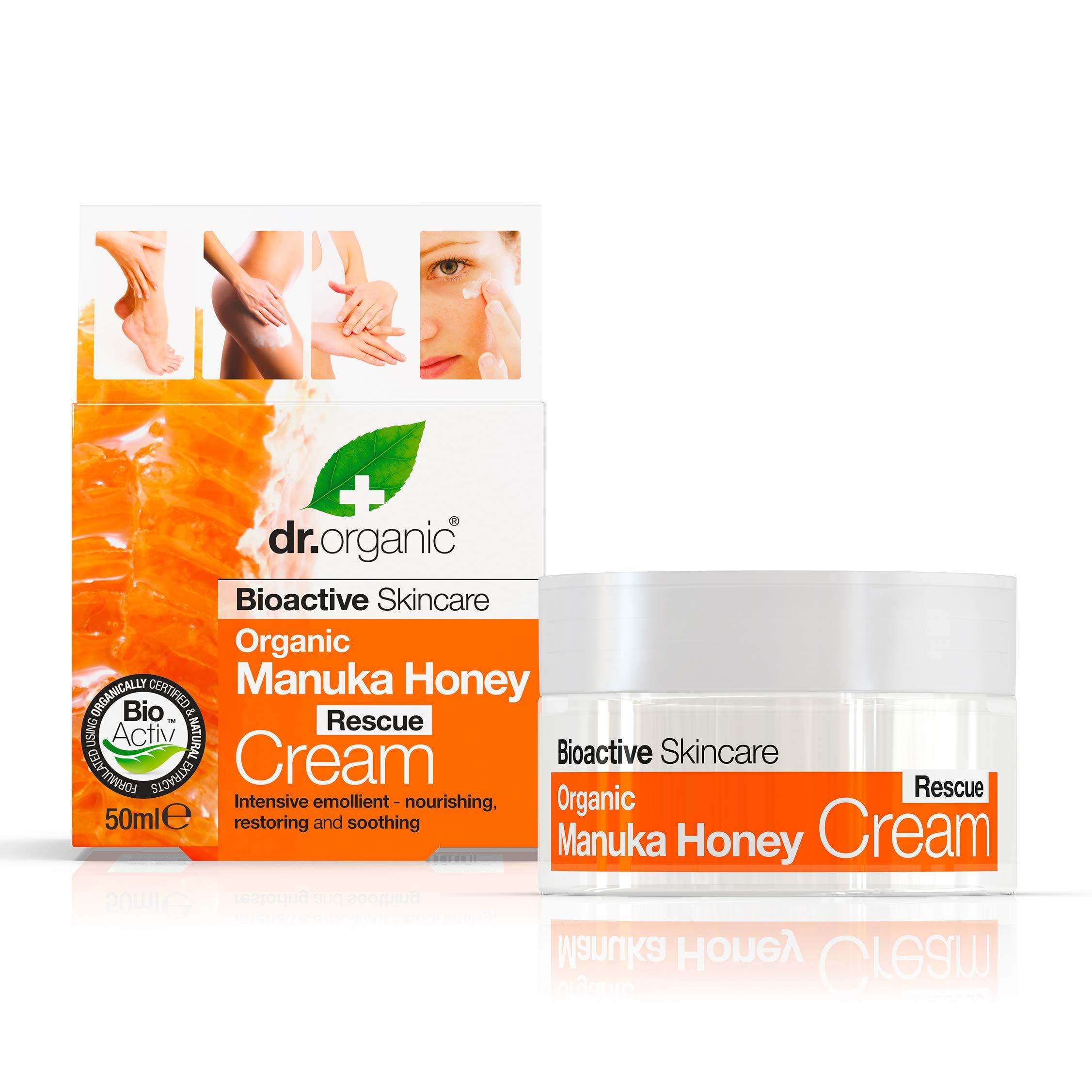 DR ORGANIC Manuka Honey Cream, 0.174989 kg,DR00130