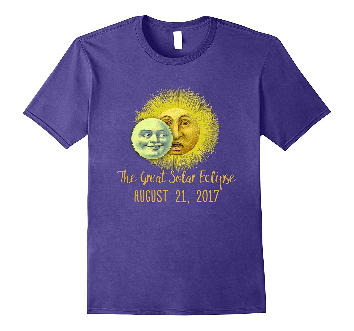The Great Solar Eclipse 2017 T-shirt-BN