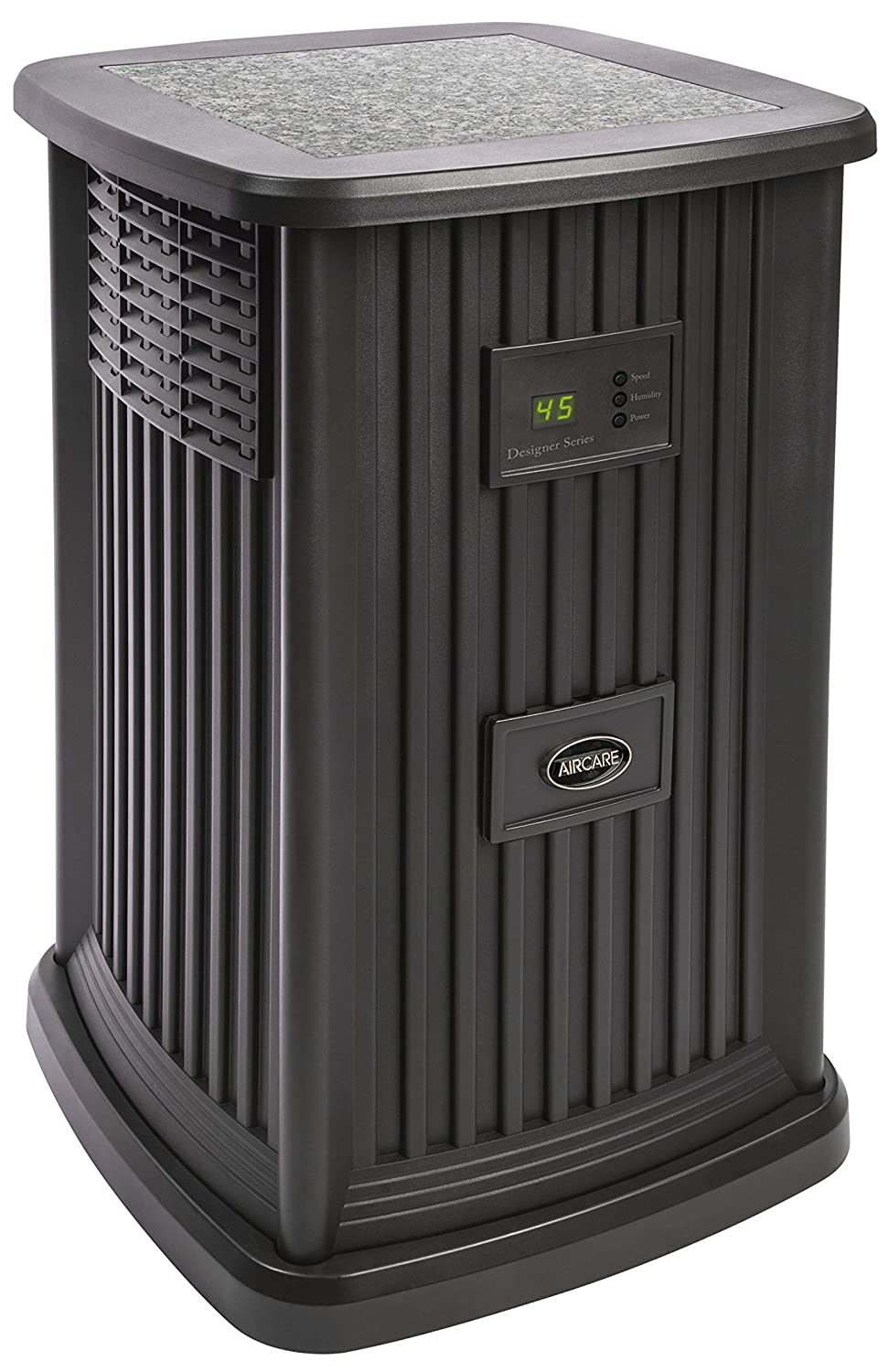 AIRCARE EP9 800 Digital Whole-House Pedestal-Style Evaporative Humidifier, Espresso Essick Air