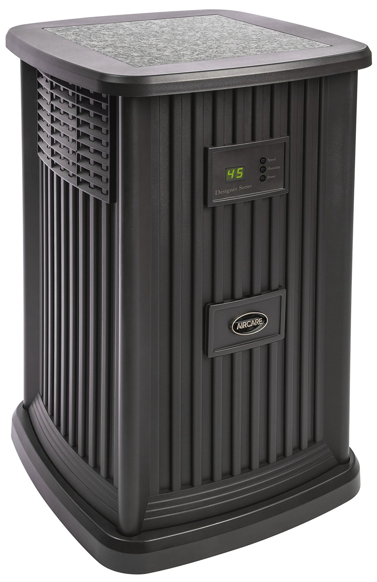 AIRCARE EP9 800 Digital Whole-House Pedestal-Style Evaporative Humidifier, Espresso by Essick Air