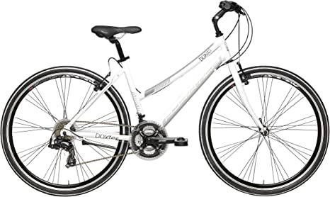 Bicicleta Híbrida Cicli Adriatica Boxter Fy de mujer con marco de ...