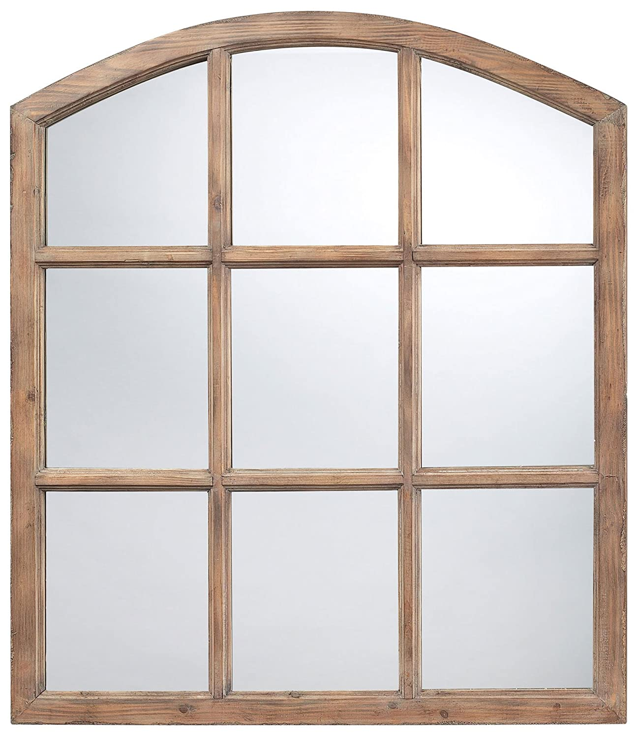 Amazon.com: Sterling DM2022 Union Polyurethane Faux Window Design ...