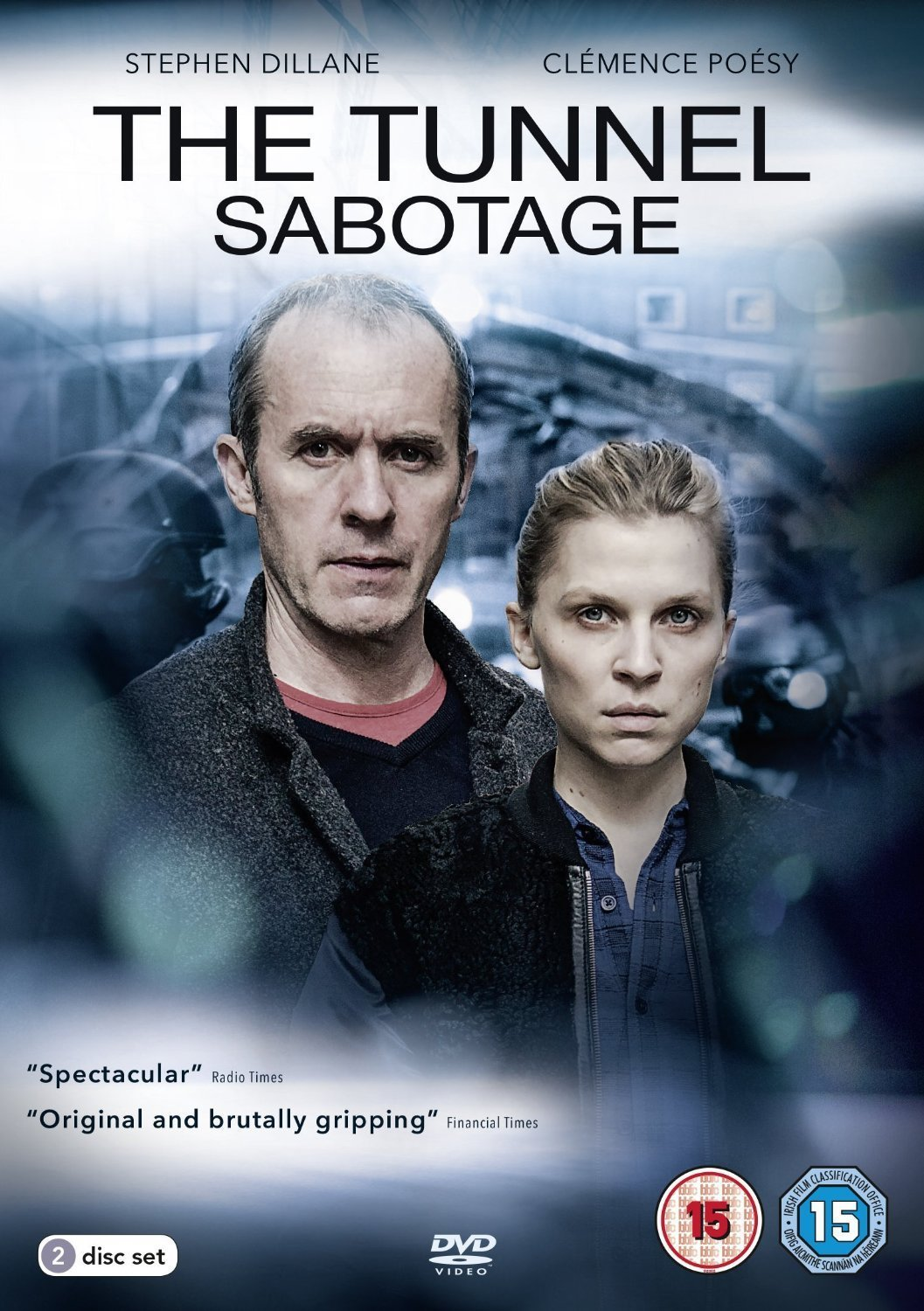The Tunnel: Sabotage (Series 2)