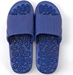 Massage Slippers Foot Reflexology & Acupressure Massagers Sandals for Men &