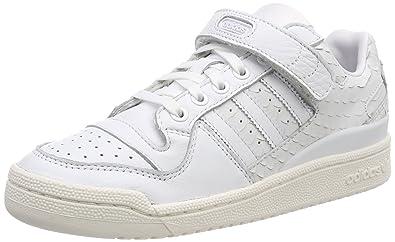 ... 51ee2d2 adidas ORIGINALS Damen Forum Low Top Sneakers, Weiß (Ftwbla  Ftwbla Blatiz 000 7a36f293 ... b31332dfae