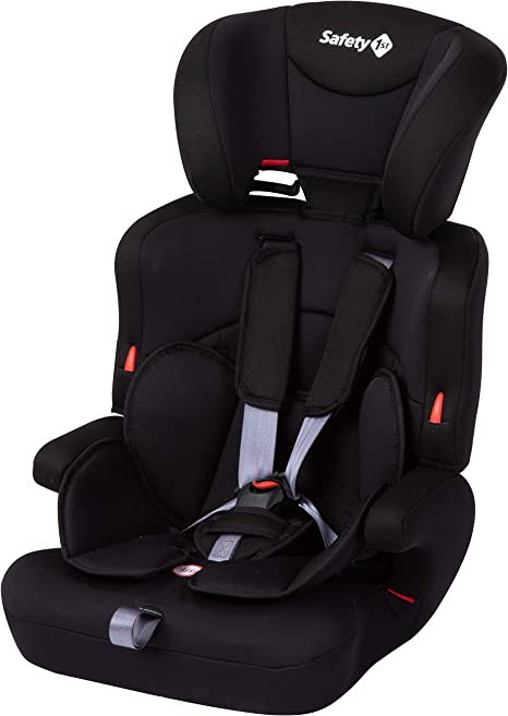 Safety 1st EVER SAFE+ Full Black - Silla de auto, unisex, grupo ...