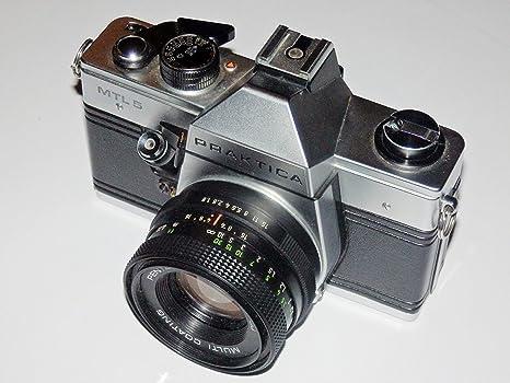 Praktica MTL 5 – Fabricado en GDR – 35 mm Camera – Cámara réflex ...