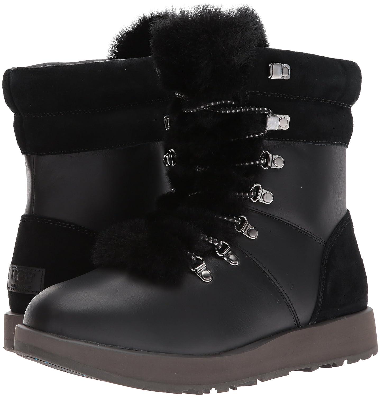 ab2334f1e62 UGG Bottes en cuir 017493 Viki Waterproof: Amazon.fr: Chaussures et Sacs
