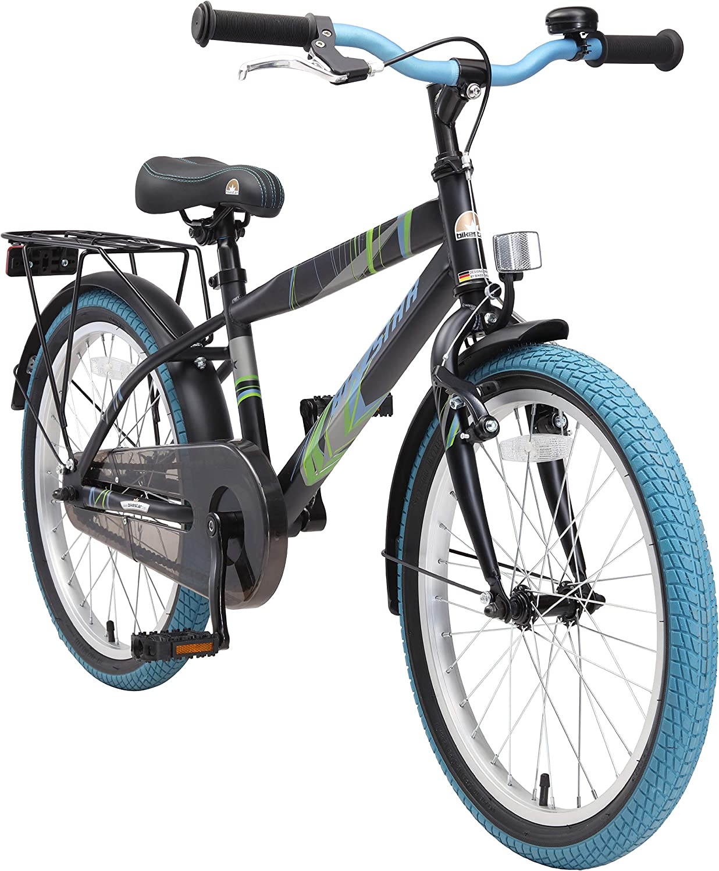 BIKESTAR Bicicleta Infantil para niñas a Partir de 6 años | Bici 20 Pulgadas con Frenos | 20
