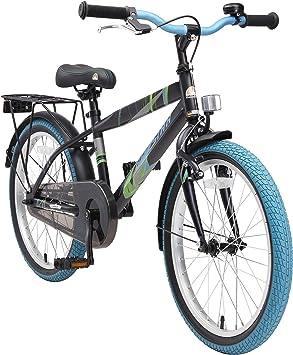 BIKESTAR Bicicleta Infantil para niñas a Partir de 6 años | Bici ...
