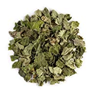 Lemon Balm Organic Loose Leaf - Sweet Lemony - Dried Mellisa Officinialis Herbal Tea Leaves 50g 1.76 Ounce