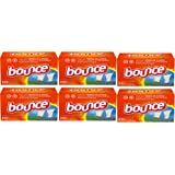 Bounce Fabric Softener Sheets, Outdoor Fresh, 240 Count, 6-Pack