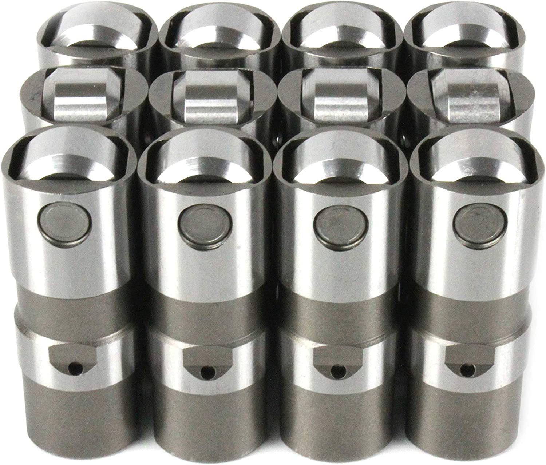 Roller Lifters Fits 95-10 GMC Monte Carlo Saturn 3.1L 3.4L 3.5L 3.9L OHV 12v LZ8