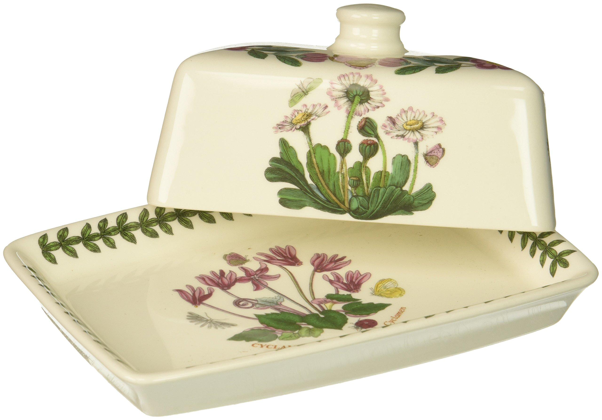Portmeirion Botanic Garden Covered Butter Dish by Portmeirion (Image #2)