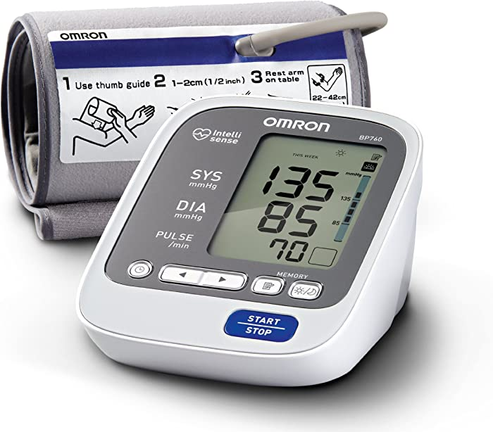 Top 7 Omron Blood Pressure Wrist Monitors For Home Use