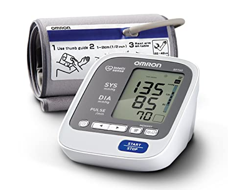 Amazon Omron 7 Series Upper Arm Blood Pressure Monitor Health