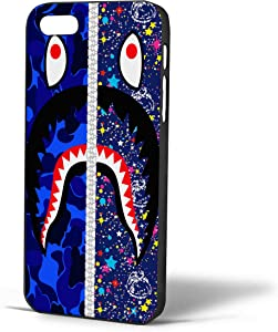 Bape Shark and Billionaire Boys Club for Iphone Case (iPhone 6 Black)