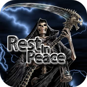 Amazoncom Rest In Peace Photo Frame Appstore For Android
