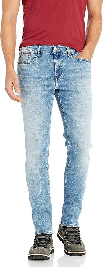 Tommy Hilfiger Men S Original Steve Slim Athletic Fit Jeans At Amazon Men S Clothing Store