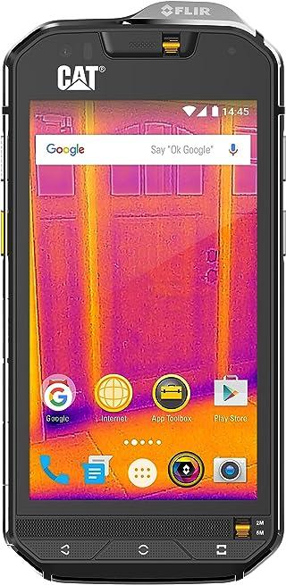 Smartphone cat s60 dual sim , memoria interna da 3 gb, nero [italia] 77333