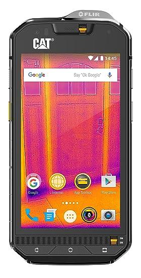 90168be812807 Caterpillar CAT S60 32GB Factory Unlocked Thermal Imaging Rugged Smartphone  (Black) - UK