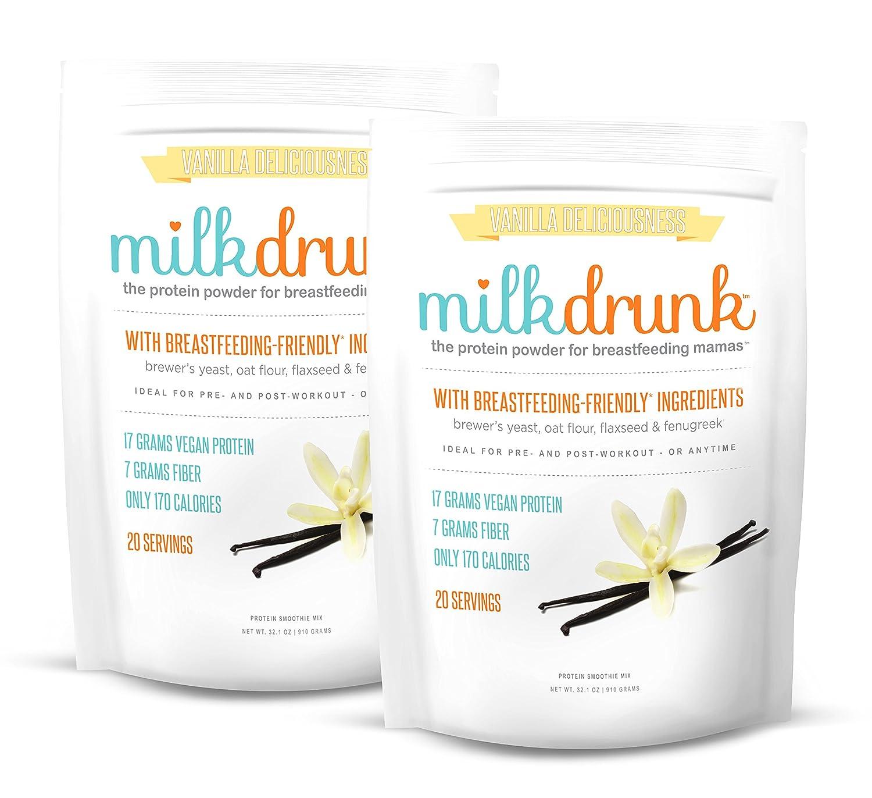 Dos Bolsas de leche Drunk – Proteínas en Polvo para la ...