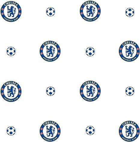 Chelsea Fc Crest Wallpaper White Amazoncom