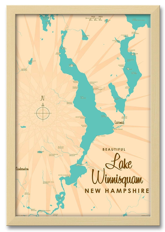Amazon.com: Northwest Art Mall Lake Winnisquam New Hampshire ...