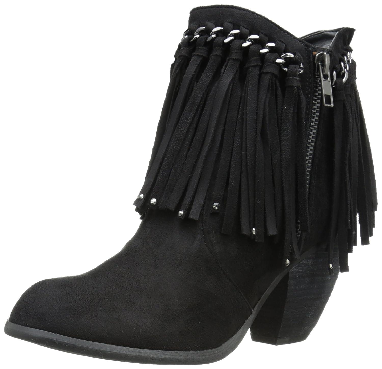 Not Rated Women's Ayita Boot B00T9M24RC 6 B(M) US|Black