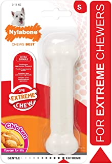 product image for Nylabone Flavored Durable Dog Chew Toy
